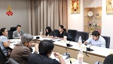 ประชุมคณะกรรมการดำเนินงานการขับเคลื่อนการจัดอันดับมหาวิทยาลัยราชภัฏสวนสุนันทา