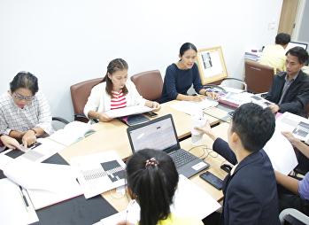 ประชุมหารือการดำเนินงานตามตัวชี้วัด 4.1.1