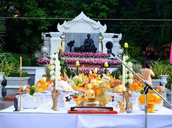 Worship ceremony commemorating Queen Sunandha Kumariratana