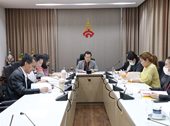 The Board Director of the Office of the President Meeting
