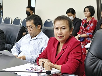Executives and involved attended the Internal Quality Assurance in Higher Education for academic year 2019
